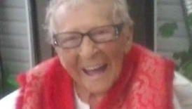 Blanche Roma Darkow-Delvo-Vining, 88