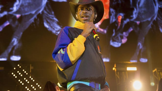 """Lil Nas X performs June 1 at HOT 97 Summer Jam 2019 in East Rutherford, New Jersey. The rapper's viral tune """"Old Town Road"""" has broken the Billboard record set by Mariah Carey's """"One Sweet Day"""" for most weeks at No.1."""