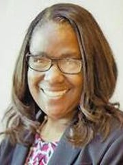Thelma Washington, president of East Stuart Partnership