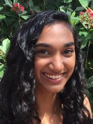 Sunanda Prasad, the daughter of Hema and Vajravel of