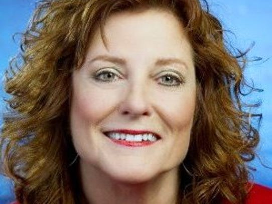 Leigh Kirby is a new vice president at Lone Star Title.