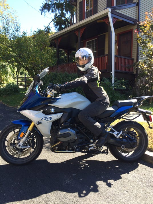 BMW R1200RS Rider