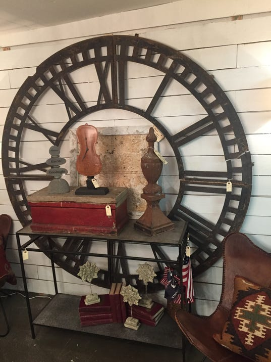 franklin s scarlett scales antiques represents at country living fair