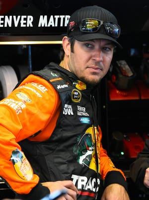 Martin Truex Jr. says he wishes he could have a do-over in this year's Daytona 500, which he lost to Denny Hamlin by inches.