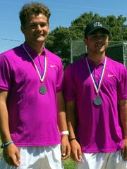 In 2017 Crowell's Tristen Hayes and Skyler Hayes  took second in region only to get revenge and a state championship win over Nazareth in the UIL Class A boys doubles state championship.