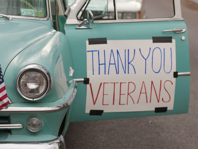 Tompkins County celebrated the annual Veterans Day