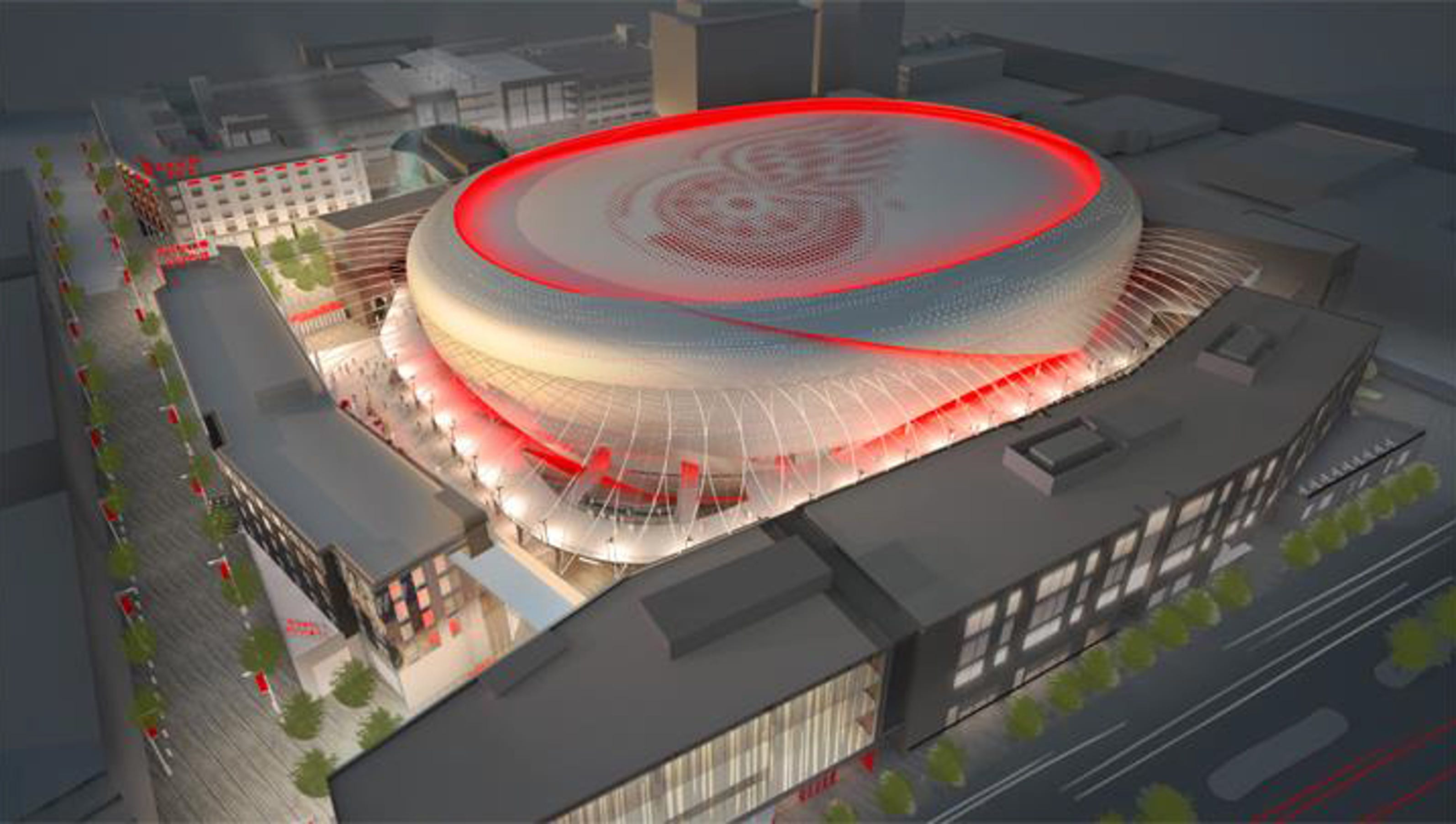 New Detroit arena will be in mix to host many events