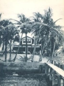 The house served for years as the Clifton Guest and Fishing Lodge.