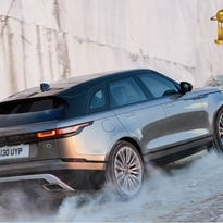 Velar compact SUV packs cargo and passengers