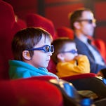 6 Kids' movies to check out weekends in March and April