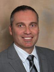 Shawn Randles, superintendent of Logan-Rogersville