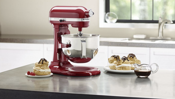 Nothing looks better on a counter than a KitchenAid