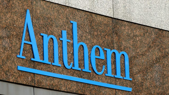 A federal judge on Wednesday rejected Anthem Inc.'s bid to buy rival health insurer Cigna Corp.