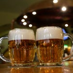 In Europe, there's a value-added tax on beer.