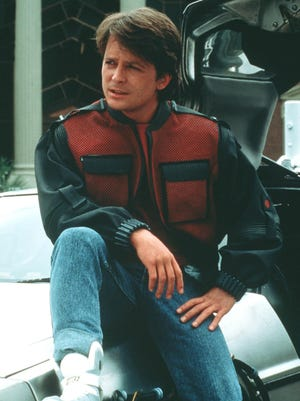 """Escape """"Back to the Future 2"""" during Salem Movies in the Park Saturday, July 11, at Riverfront Park."""