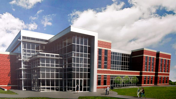 Motlow State Community College breaks ground for third building at Smyrna campus