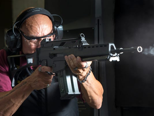 gun rights ammo