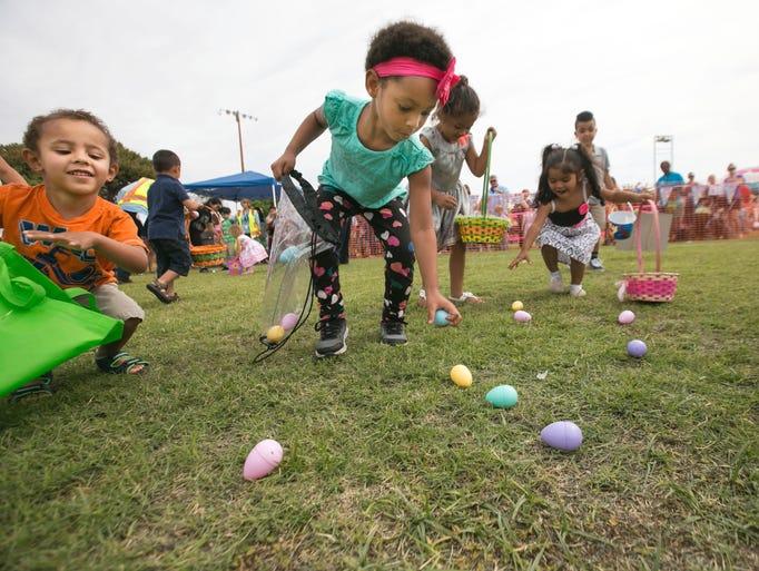 3/24: Easter Eggstravaganza | Easter egg hunt starts
