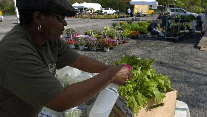 Farm markets and the Rochester Public Market offer the chance to buy straight from local growers. Wegmans also stocks local produce.