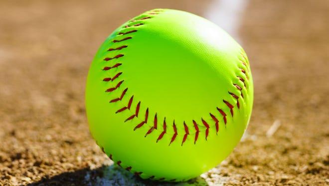 Softball image.