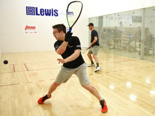39th Annual Lewis Racquetball Pro-Am