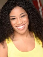 Rashidra Scott, a Broadway star who will perform the