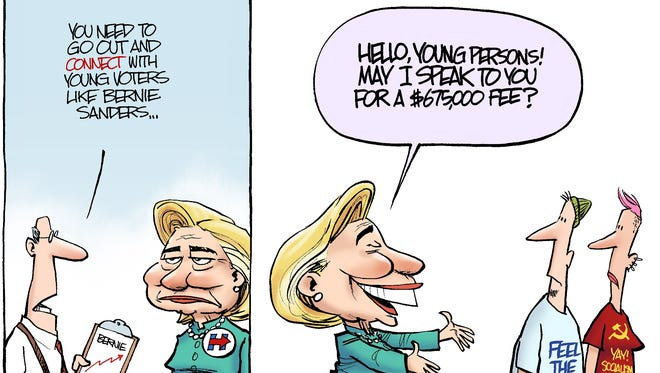 Hillary Connects