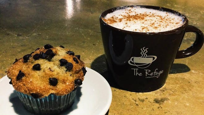 The Refuge Cafe is opening a second location at Sky Harbor International Airport on July 31, 2017.