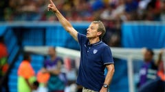 Klinsmann's the focus as U.S. readies for Germany