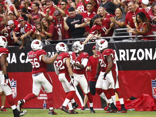 Early lightning: Combining the blowouts, the Cardinals
