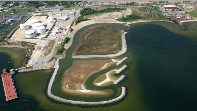 Bruce Beach in Pensacola will be the site of a nearly $19 million fish hatchery and education and research center. The Florida Fish and Wildlife Conservation Commission received one of the necessary permits for the facility last month, and officials estimate it could be completed by fall 2018.