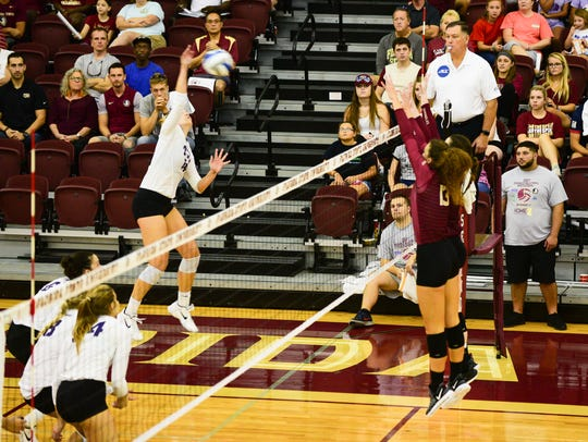 Florida State wrapped up competition at the Seminole