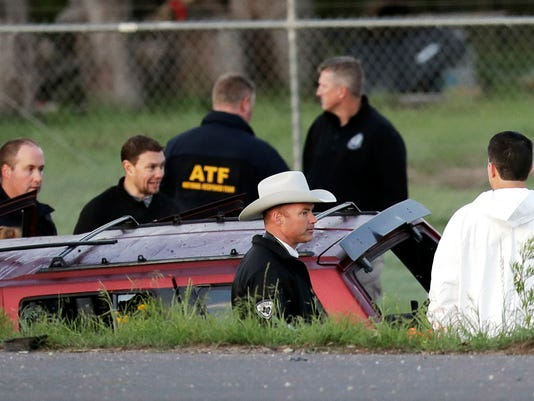 AP AUSTIN BOMBINGS A USA TX