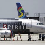 Spirit Airlines had by far the worst on-time performance in June among 14 airlines tracked in a government report. Only 49.9% of its flights arrived within 15 minutes of schedule, which is the government's definition of being on time.