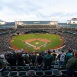 The city of Oakland is pitching five sites as potential homes for a new stadium for the A's to replace O.co Coliseum.