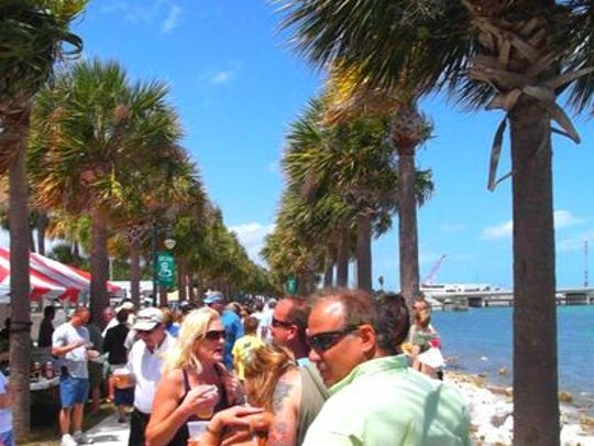 The Oyster Festival celebrates the Fort Pierce waterfront