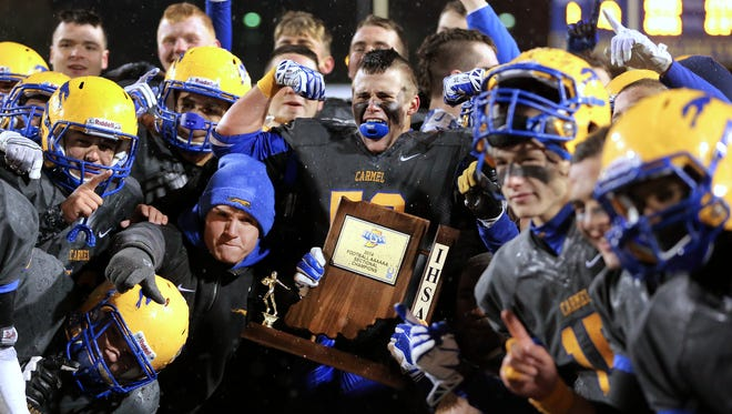 Which area teams will be hoisting sectional trophies next month?