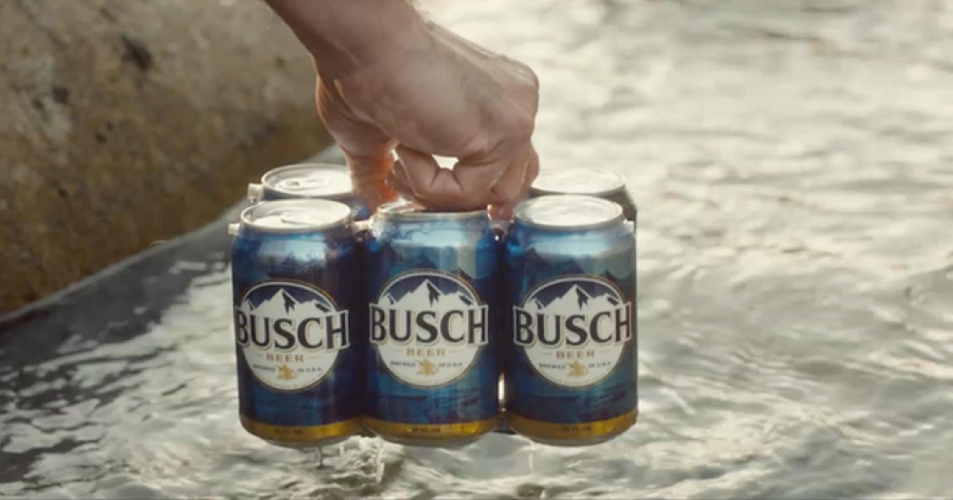 Busch Bucks Flannel