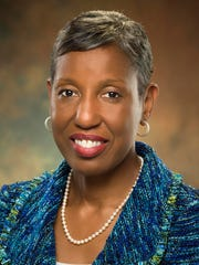 Sharon Roberson is president and CEO of the YWCA Nashville.