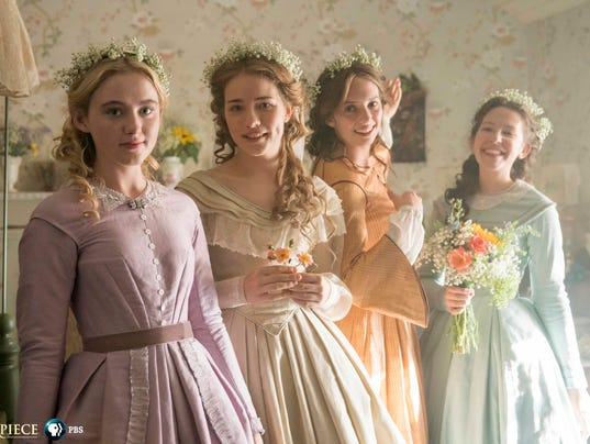 AP TV LITTLE WOMEN A ENT