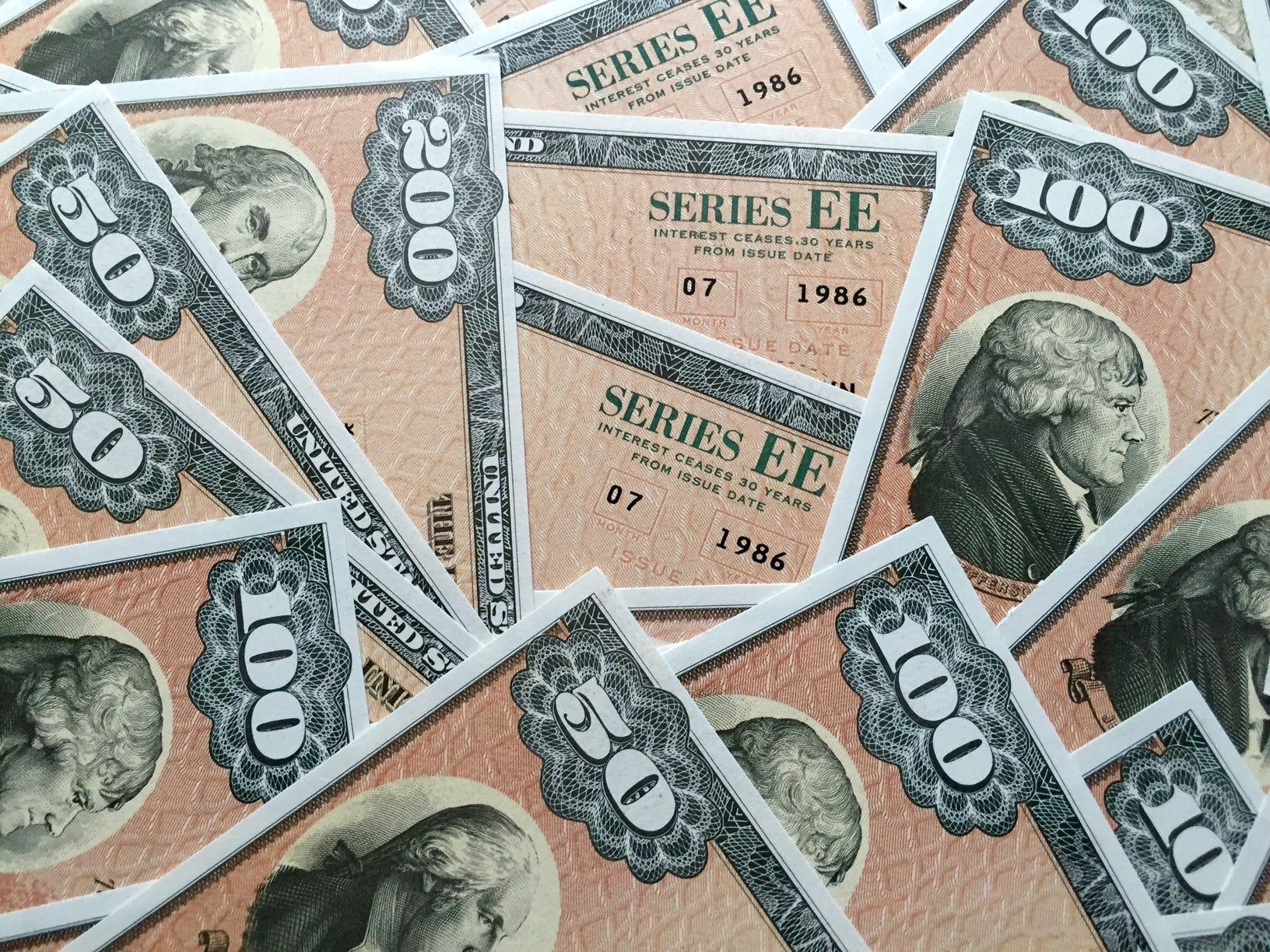 When do series e savings bonds mature