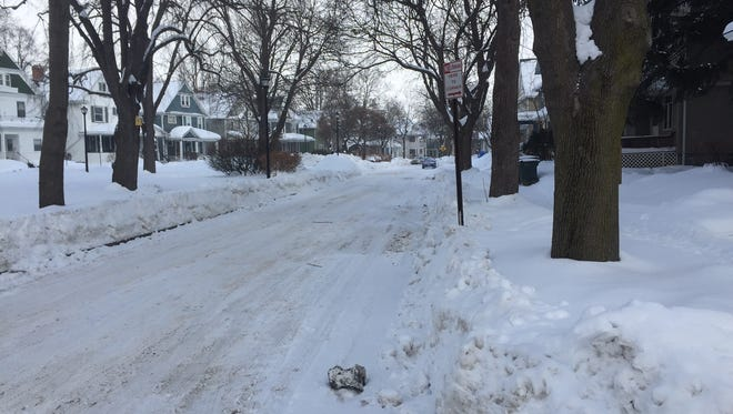 The City of Rochester has announced a rolling set of parking restrictions so plows can clear snow from city streets.