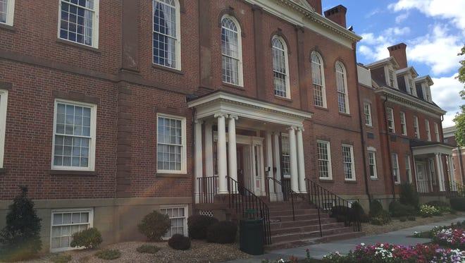 Morris County courthouse, Morristown, NJ