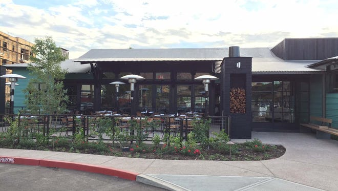 Buck and Rider, a seafood restaurant from LGO Hospitality, in Phoenix.