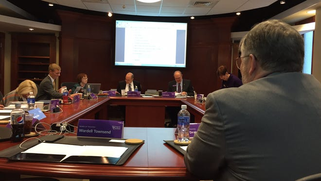 Western Carolina University trustees approved plans for a new Center for the Study of Free Enterprise Friday.