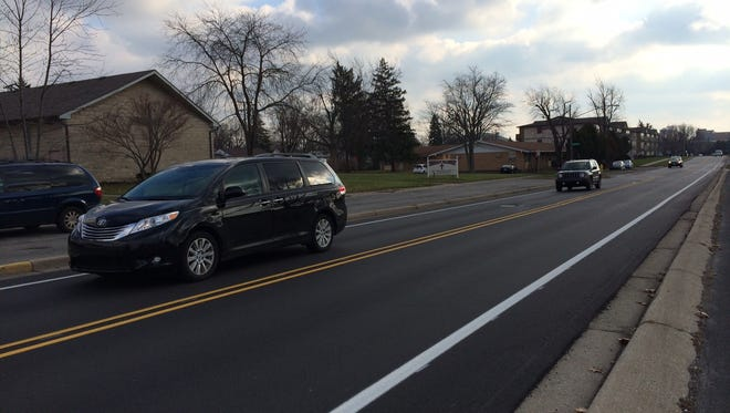 Oakwood Avenue between Bethel Avenue and McGalliard Road is getting a lower speed limit.