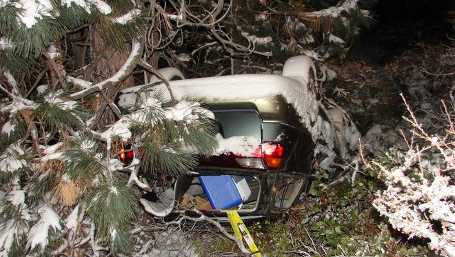 Betti Jean Fernandes was involved in a traffic accident that took her life near Sand Harbor.