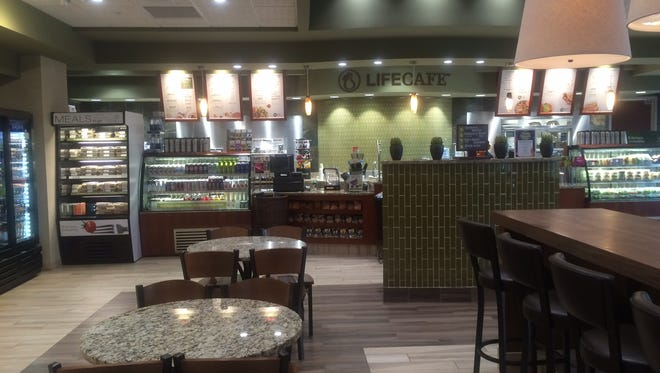 Life Cafe is open for business Monday through Friday in Mount Laurel, serving salads, sandwiches and much more.