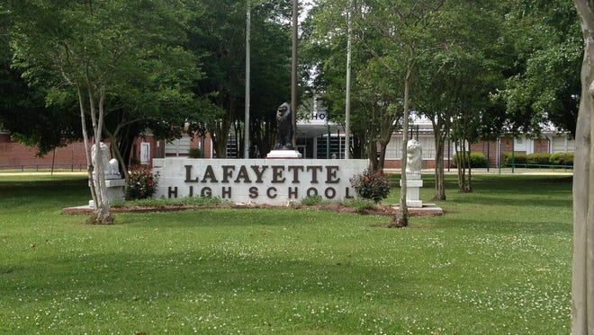 Lafayette Parish School Board member Justin Centanni will host his monthly town hall meeting at Lafayette High on Wednesday.