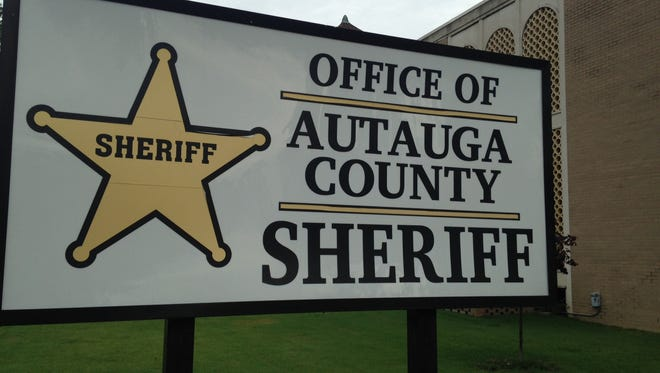 Law enforcement agencies converged on Autauga County Tuesday during a grand jury roundup.